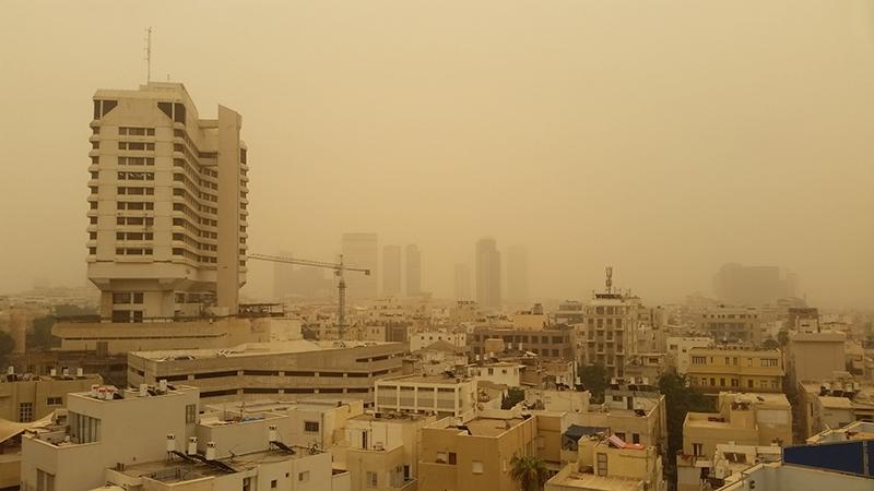 Sandstorm September 2015